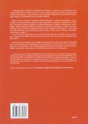 Les Fenetres - 4ème de couverture - Format classique