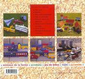 Jouets en bois - 4ème de couverture - Format classique
