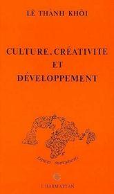 Culture, créativité et développement - Intérieur - Format classique