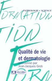 Qualite de vie et dermatologie - Intérieur - Format classique