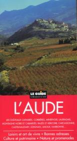 Guide De L'Aude Et Des Pays Cathares - Couverture - Format classique