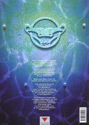 Aquablue T.2 ; planète bleue - 4ème de couverture - Format classique