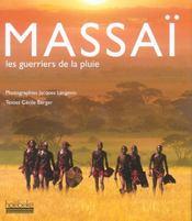 Massaï - les guerriers de la pluie - Intérieur - Format classique