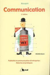 Communication 3 Edt - Synergies - Intérieur - Format classique