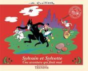 Sylvain et Sylvette t.17 ; une aventure qui finit mal - Couverture - Format classique