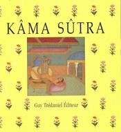 Le kama sutra - Intérieur - Format classique