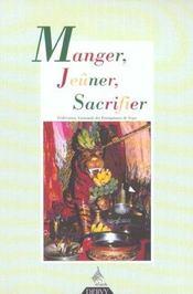 Manger Jeuner Sacrifier - Intérieur - Format classique