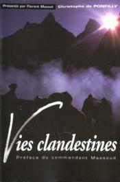 Vies clandestines - Couverture - Format classique