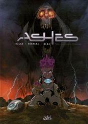 Ashes t.1 ; l'invasion silencieuse - Intérieur - Format classique