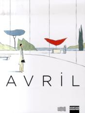 Avril - Couverture - Format classique