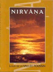 Nirvana - L. De La Vallee Poussin - Intérieur - Format classique