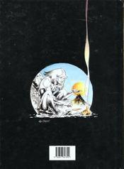 Rahan ; intégrale t.16 - 4ème de couverture - Format classique