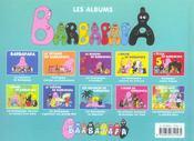 Les vacances de Barbapapa - 4ème de couverture - Format classique