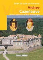 Cazeneuve (Visiter) - Couverture - Format classique