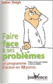 Faire Face A Ses Problemes N.1 - Couverture - Format classique