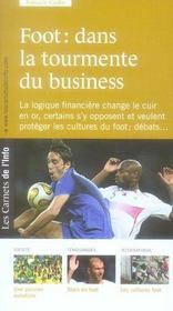 Foot : dans la tourmente du business - Intérieur - Format classique