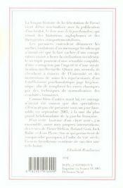 Pourquoi Tant De Haine? Anatomie Du Livre Noir De La Psychanalyse - 4ème de couverture - Format classique