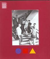 Bauhaus - 4ème de couverture - Format classique