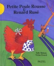 Petite poule rousse & renard ruse - Couverture - Format classique