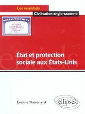 Etat Et Protection Sociale Aux Etats-Unis - Intérieur - Format classique