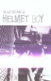 Helmet boy - Couverture - Format classique