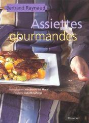 Assiettes Gourmandes - Intérieur - Format classique