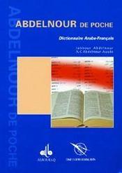Abdelnour Poche / Arabe-Francais - Intérieur - Format classique