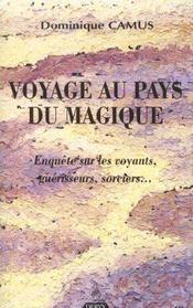Voyage au pays du magique - Intérieur - Format classique