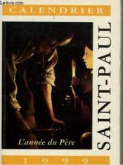 Calendrier Saint-Paul 1999 - Couverture - Format classique