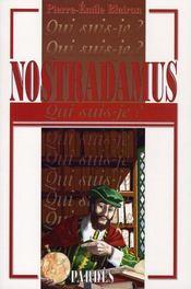 Nostradamus - Intérieur - Format classique