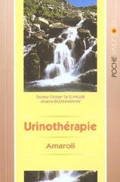 Urinotherapie - Intérieur - Format classique