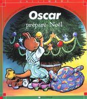 Oscar Prepare Noel - Intérieur - Format classique