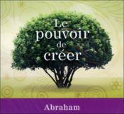 Le Pouvoir De Creer - Livre Audio 2cd - Couverture - Format classique