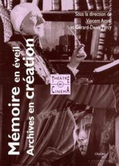 Memoire En Eveil Archives En Creation - Couverture - Format classique