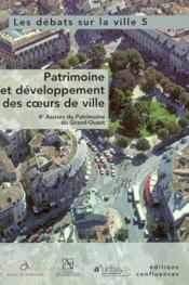 Debats Sur La Ville 5 - Couverture - Format classique