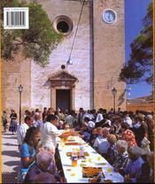 Mallorca - 4ème de couverture - Format classique