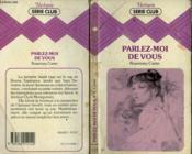 Parlez Moi De Vous - Couverture - Format classique
