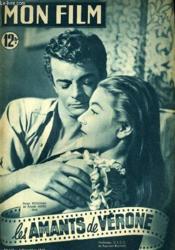 Mon Film N° 167 - Les Amants De Verone - Couverture - Format classique