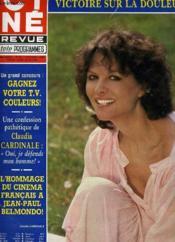 CINE REVUE - TELE-PROGRAMMES - 60E ANNEE - N° 40 - THE HUNTER (Le chasseur) - Couverture - Format classique