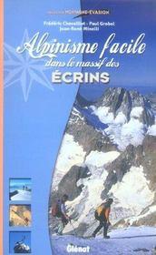Alpinisme facile dans le massif des Ecrins - Intérieur - Format classique