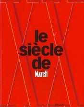 Le Xx Siecle De Paris Match - Intérieur - Format classique