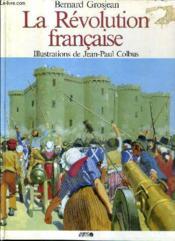 Revolution francaise - Couverture - Format classique