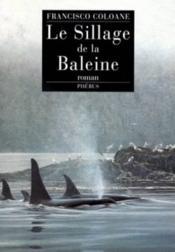 Le Sillage De La Baleine - Couverture - Format classique