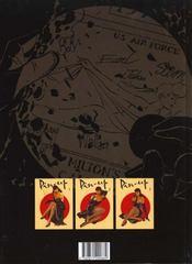 Pin-Up T.3 - 4ème de couverture - Format classique