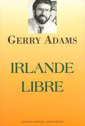 Irlande libre - Intérieur - Format classique