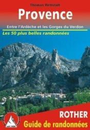 Provence ; entre Ardèche et les gorges de Vedon - Couverture - Format classique