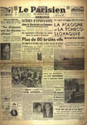 Parisien Libere Edition De 5 Heures (Le) N°1536 du 01/06/1946 - Couverture - Format classique