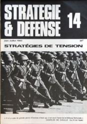 Strategie Et Defense N°14 du 01/07/1983 - Couverture - Format classique
