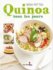 Quinoa tous les jours - Couverture - Format classique