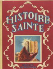 Histoire Sainte - Couverture - Format classique